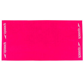 speedo Leisure Towel 100x180cm Raspberry Fill